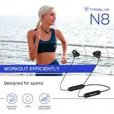 ipx5 waterproof bluetooth earbud single mini wireless earpiece sports headset handsfree headset with mic for iphon
