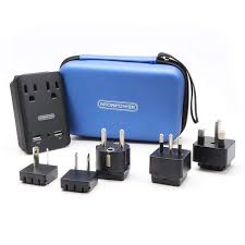 World Travel Adapter Kit, <b>NTONPOWER</b> 2000W <b>Universal Power</b> ...