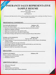 insurance agent resume sample   resume sample    insurance  s representative resume sample