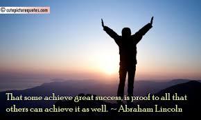 Achievement Quotes   Cute Picture Quotes via Relatably.com