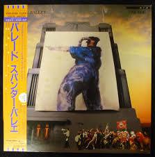 <b>SPANDAU BALLET</b> - <b>Parade</b> / VG+ / LP, Album, Gat