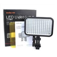 <b>Накамерный свет</b> светодиодный Godox LED 126 купить в ...