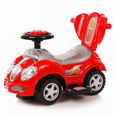 <b>Каталка Baby Care Cute</b> Car, красная - купить в интернет ...
