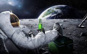 x advertising astronaut beer boots digital drinks advertising astronaut beer boots digital drinks earth funny
