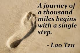 Image result for begin a journey quote
