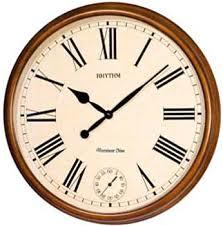 <b>Настенные часы Rhythm CMH721CR06</b>. Купить выгодно ...