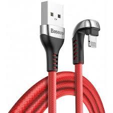 Купить Кабель <b>Baseus Green U</b>-<b>shaped</b> Lamp Mobile Game USB ...