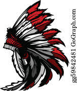 <b>Indian Feathers</b> Clip Art - Royalty Free - GoGraph