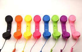 2019 <b>New Fashion Gift</b> 3.5mm Mic Retro Telephone Cell Phone ...