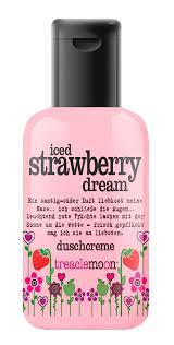 Гель для <b>душа Клубничный смузи</b> / <b>Iced strawberry dream</b> Bath ...
