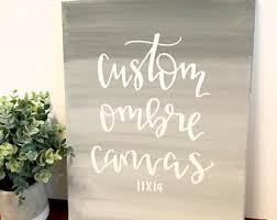 <b>Canvas art quote</b> | Etsy
