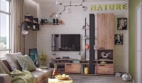 Купить Модульная <b>гостиная NATURE</b>. Комплект 1 в ...