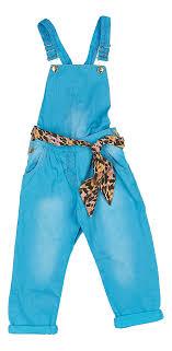 Купить <b>полукомбинезон Pelican</b> для девочки джинсовый, цены в ...