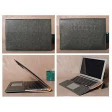 "<b>Чехол</b> для ноутбука <b>Xiaomi Mi</b> Notebook Air <b>13.3</b>"" (черный) кожаный"