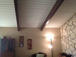 help with lighting design on sloped open beam ceiling beams lighting