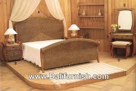 bedroom furniture waterhyacinth bed furniture image