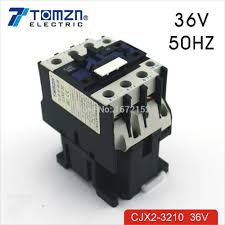 <b>CJX2 3210 AC contactor</b> LC1 32A 36V 50HZ-in Contactors from ...