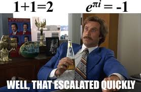 Greg's Meme of the Day | 2015-02-17 Math Week! Part III If you... via Relatably.com