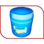 Купить <b>Термос</b>-<b>контейнер для пищи</b> 1.2 л Diolex оранжевый ...