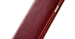 Genuine Leather Flip Case For Samsung Galaxy Note 3 III Note3 ...