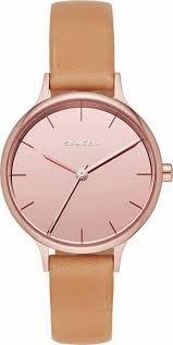 Купить <b>Женские часы Skagen</b> LEATHER <b>SKW2412</b> | Наручные ...