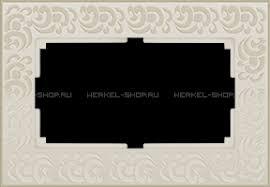 <b>Werkel</b> купить WL05-Frame-01-DBL Слоновая кость <b>Рамка</b> для ...