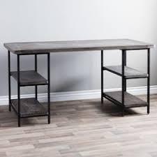 renate wood metal office desk carruca desk office