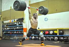Image result for olympic weightlifting push jerk press progression