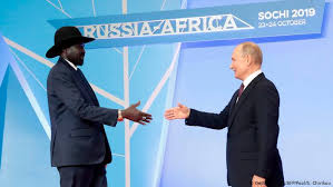 Россия обещает продолжить военную помощь странам Африки ...