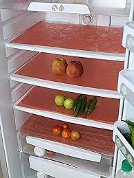 Kuber Industries Circle Design 6 <b>Piece PVC Refrigerator</b> Drawer ...