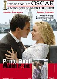 Assistir Ponto Final – Match Point Dublado Online – 2005