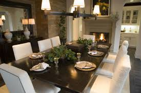 pictures of dining room decorating ideas:  dining room decorating ideas ritz carlton dining room not until kitchen and dining room decorating