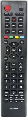 New ER-22601A ER22601A Remote Control ... - Amazon.com