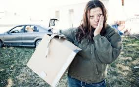 Image result for us poverty destitute