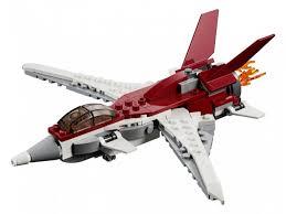 Купить <b>Конструктор Lego</b> Creator 31086 <b>Истребитель будущего</b> в ...