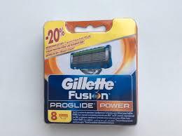 Обзор на <b>Сменные</b> кассеты для бритья <b>GILLETTE FUSION</b> ...