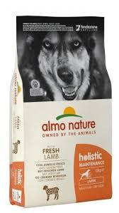 <b>Корм</b> для собак <b>Almo Nature</b> Holistic ягненок 12 кг (для крупных ...