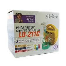 Купить <b>Ингалятор</b> (небулайзер) <b>Литтл Доктор</b> (<b>Little Doctor</b>) <b>LD</b> ...
