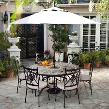 iron black wrought iron patio