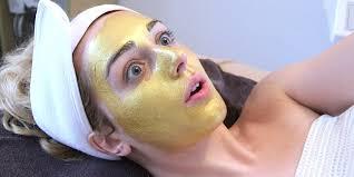 <b>24K GOLD facial</b> - Insider