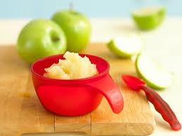 First <b>Apple</b> Puree | Recipe | First <b>Food</b> | Weaning | Annabel Karmel