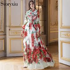 <b>Runway Designer</b> Boho Maxi Dress Women's Elegant Beach ...
