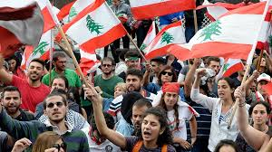 '<b>I am waiting for</b> you': Lebanon's Aoun invites protesters to talk ...