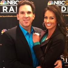 Sports Host Erik Kuselias Married Life With His Wife Holly Sonders ...