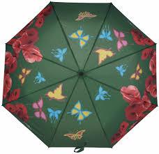 <b>Зонт</b> женский <b>Flioraj</b>, <b>автомат</b>, 3 сложения, цвет: зеленый ...