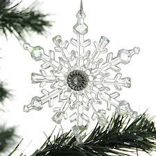 Елочное <b>украшение Crystal Deco</b> «<b>Снежинка</b>» 1707682 купить по ...