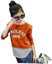 MV Autumn New Girls Children Korean Fashion Trend ... - Amazon.com