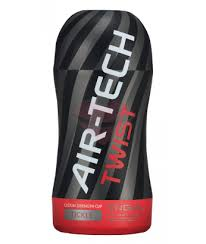 Мастурбатор <b>Tenga Air</b>-<b>Tech</b> Twist Tickle регулируемый ...