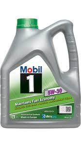 <b>Mobil</b> 1™ ESP 5W-30 | <b>Моторные масла Mobil</b>™
