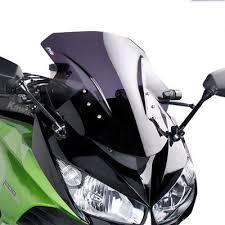 Kawasaki Z 1000 SX 2011-2016 Puig <b>Double Bubble</b> Airflow Wind ...